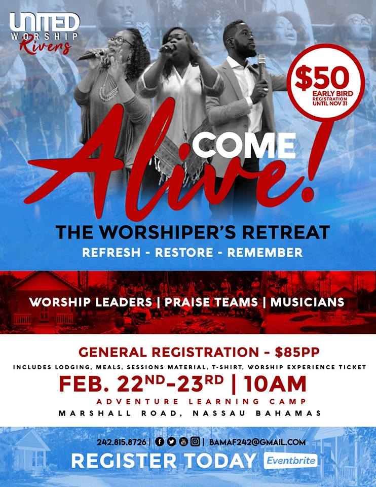Come Alive | The Worshiper's Retreat