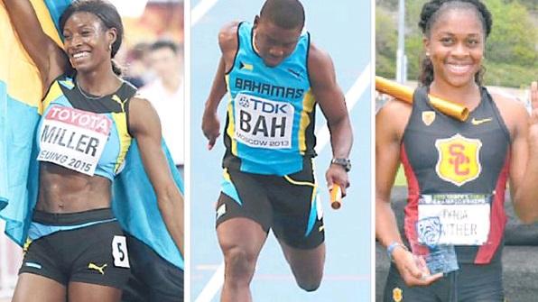 25 Bahamian athletes qualified for the Olympics   Bahamas