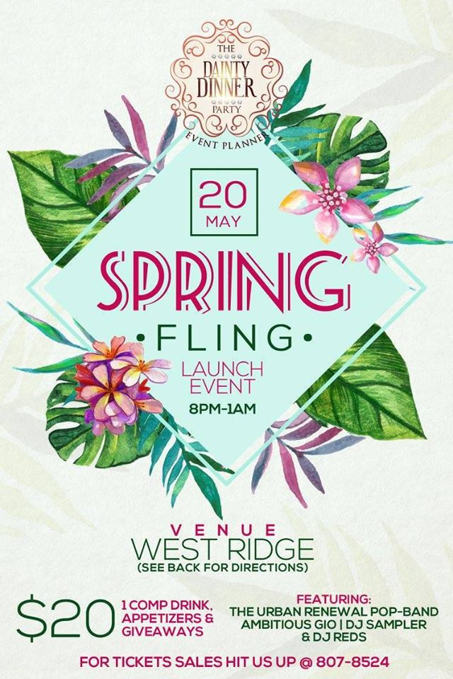Spring Fling Launch Event