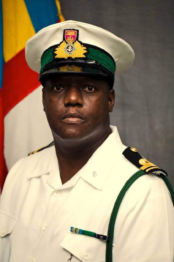 Royal Bahamas Defence Force Officers Complete Overseas