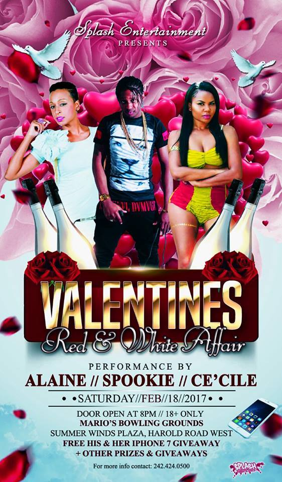 Valentine's Red & White Affair