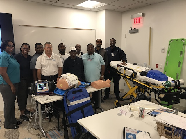 Baha Mar Emergency Medical Response System