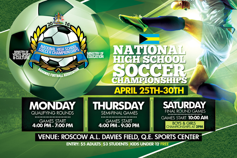 National High School Soccer Championships