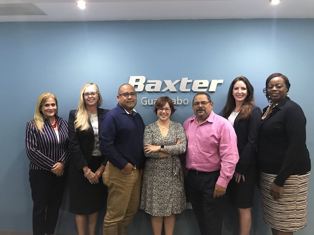 Ports Named as Baxter International Bahamas Distributor