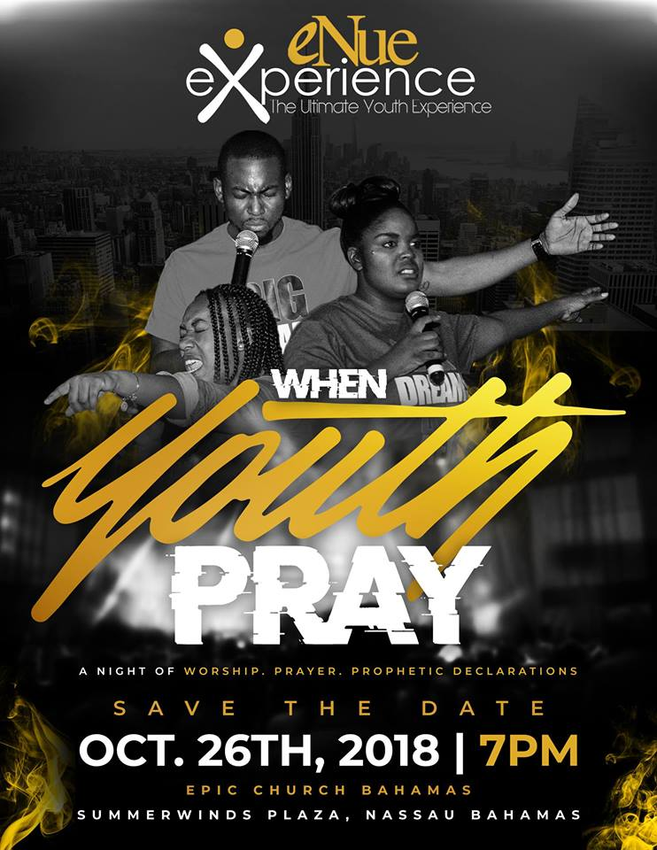 ENue Experience - When Youth Pray