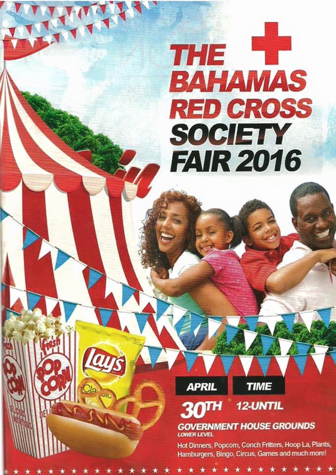 The Bahamas Red Cross Society Fair 2016