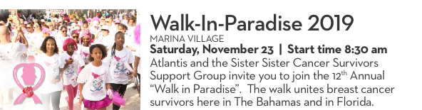 SISTER SISTER– WALK IN PARADISE 2019