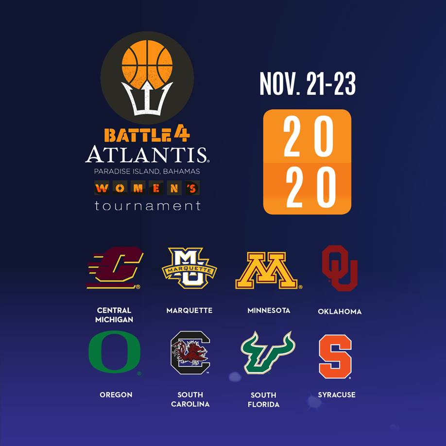 Battle 4 Atlantis Women's Tournament