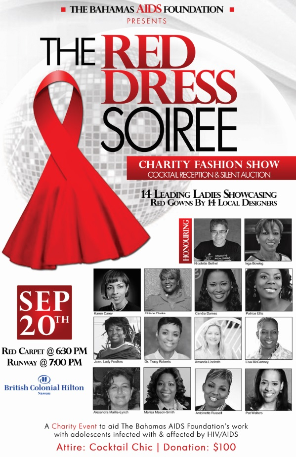 The Red Dress Soiree