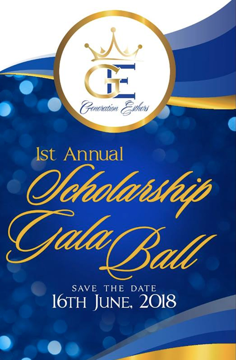 Generation Esthers 1st Annual Scholarship Ball
