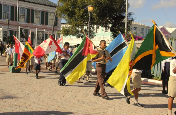 Commonwealth Day recognized in The Bahamas in 'Fly a Flag