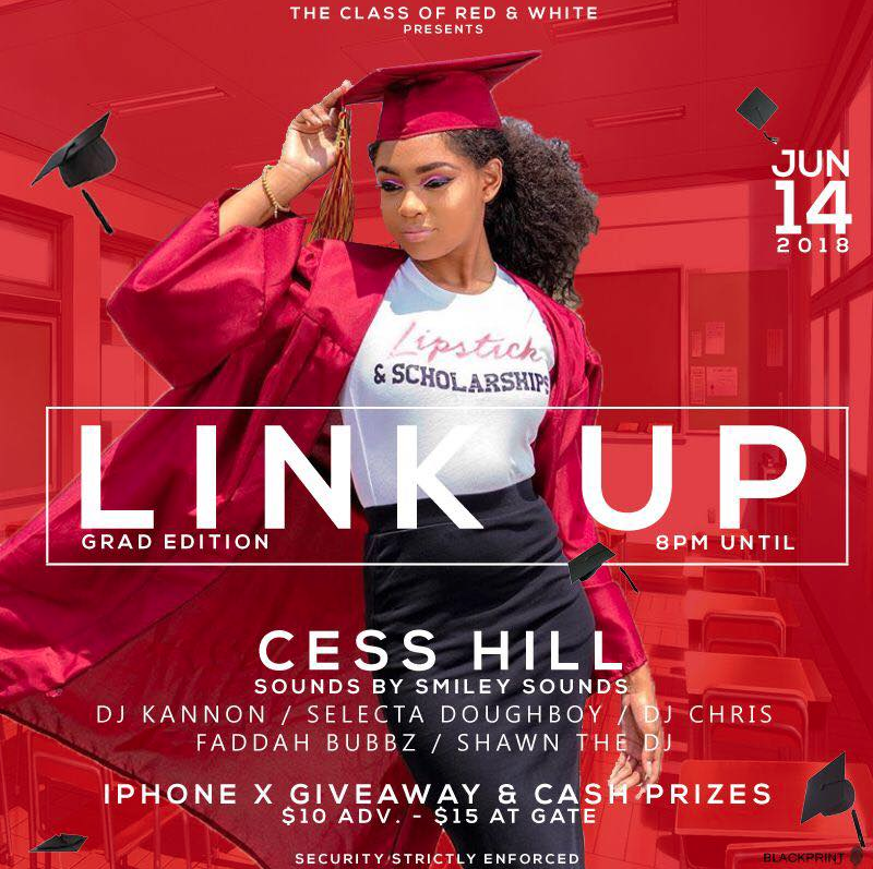 Link Up Grad Edition Hosted by DJ Mellow