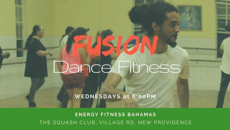 Fusion Dance Fitness Class