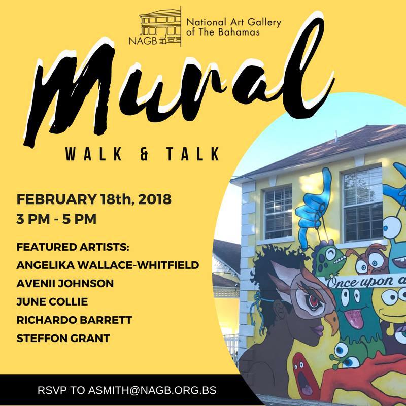 Mural Walk and Talk