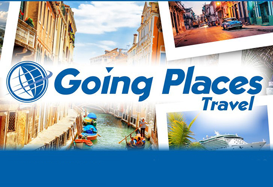 Click Here For More Information on Going Places Travel