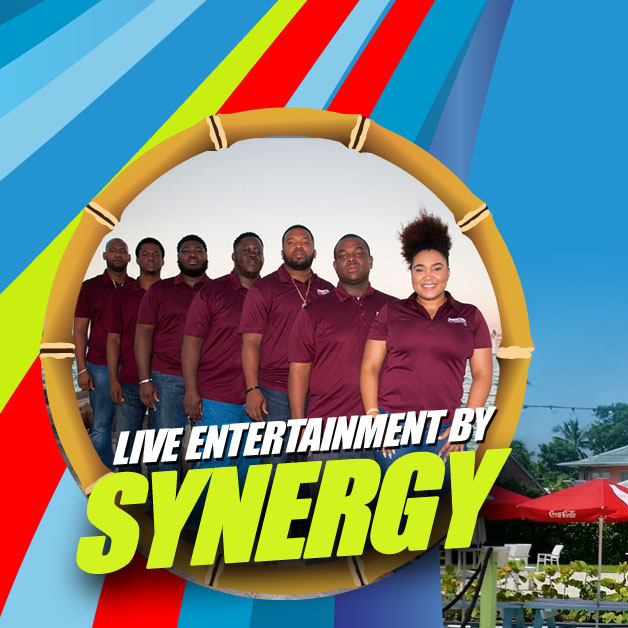 Live Entertainment by Synergy at Green Parrot