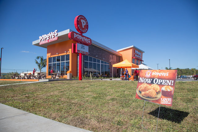 Popeyes Opens Second Location in Carmichael Road | Nassau ... Cheryl Cole Slaw