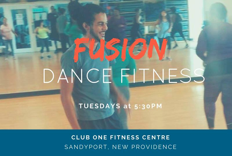 Fusion Dance Fitness - Hosted by NjB Social Dance and Club One Fitness Centre