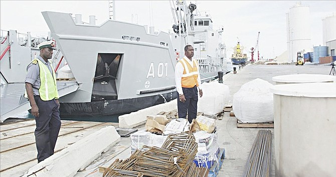 Nema starts shipping building supplies to islands hit by for Building materials that start with i