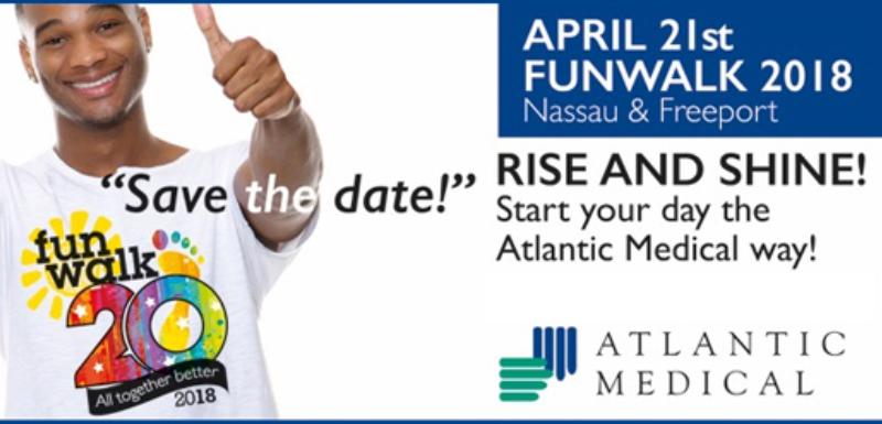 Atlantic Medical Insurance Fun Run Walk | Nassau & Freeport