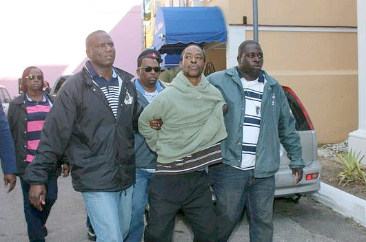 Captured Convict Given 41 Years Nau Paradise