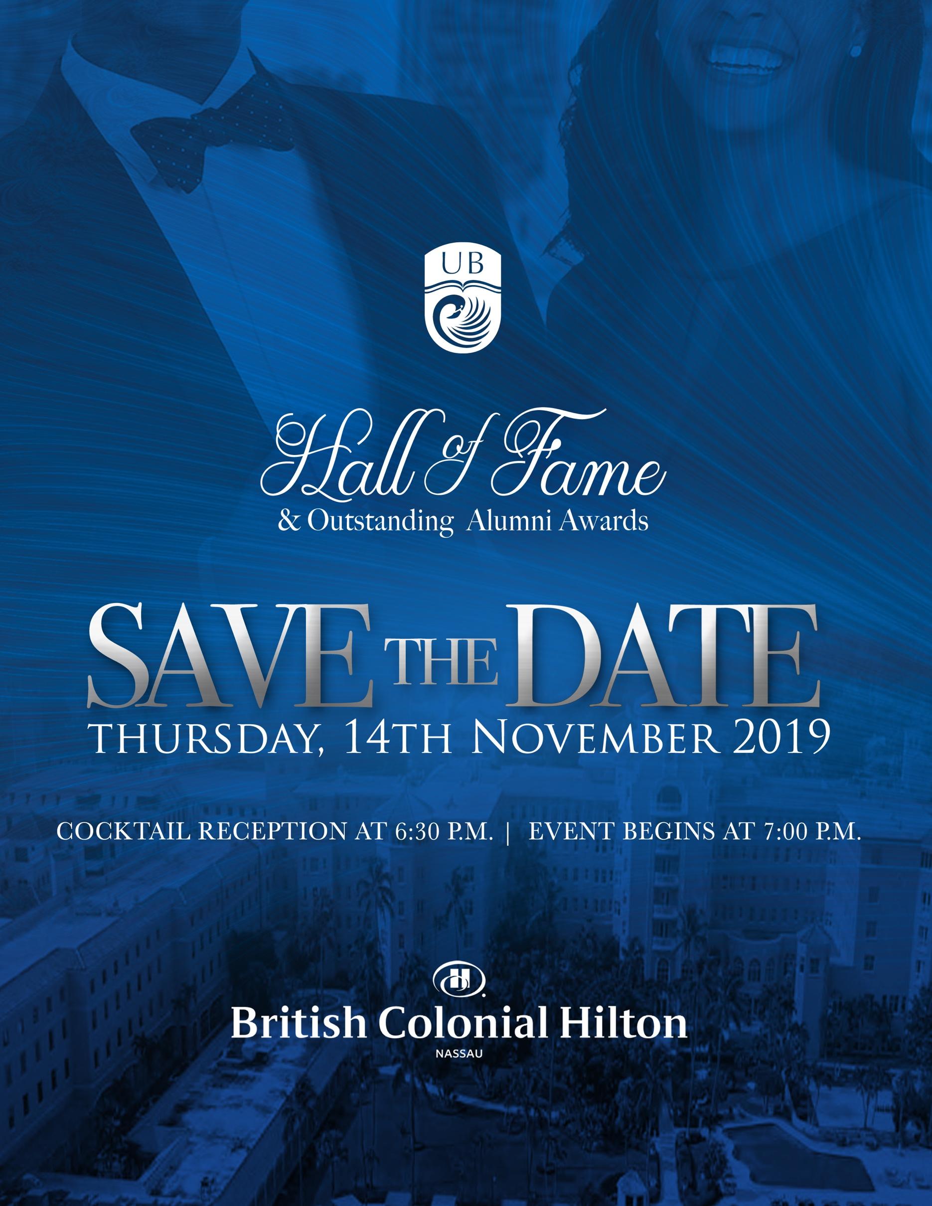 at The British Colonial Hilton