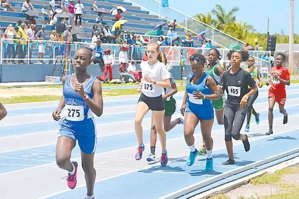 High school nationals get underway in Grand Bahama   Grand