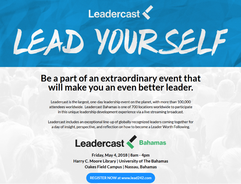 Leadercast Bahamas 2018