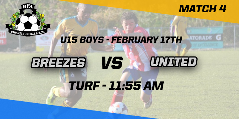 BFA Youth Cup Games - February