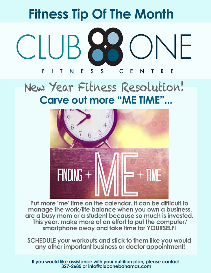 Club One Fitness Centre