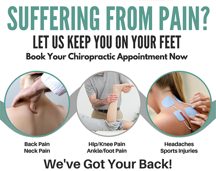 Suffering From Pain with Doctor Kelly Kramp - Doctor of Chiropractic