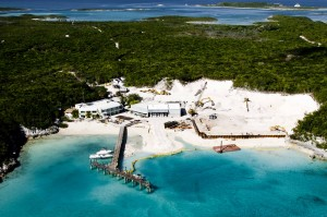 Kamalame Cay in Andros