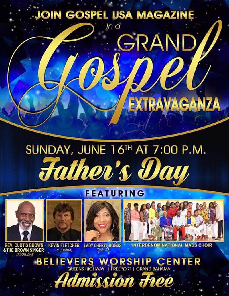 Grand Gospel Extravaganza