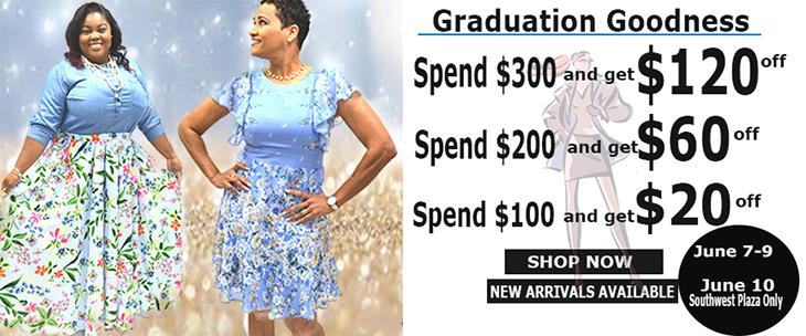 Graduation Goodness! Show Now!