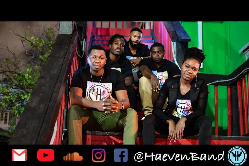Haeven Band at Celebrity Status