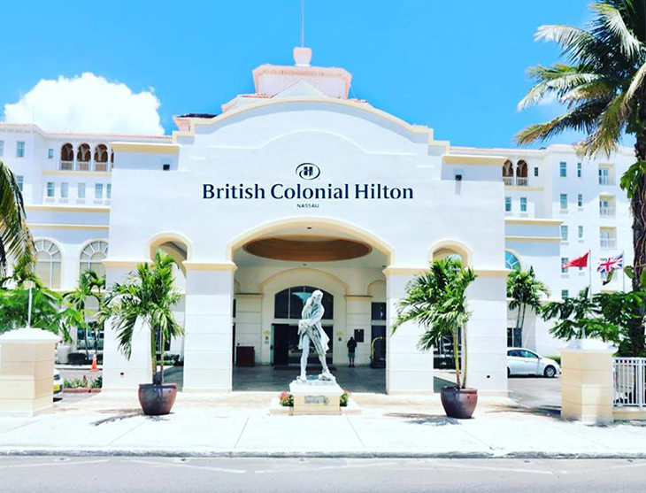 British Colonial Hilton | Our hearts and doors are open for you at 1 Bay Street home