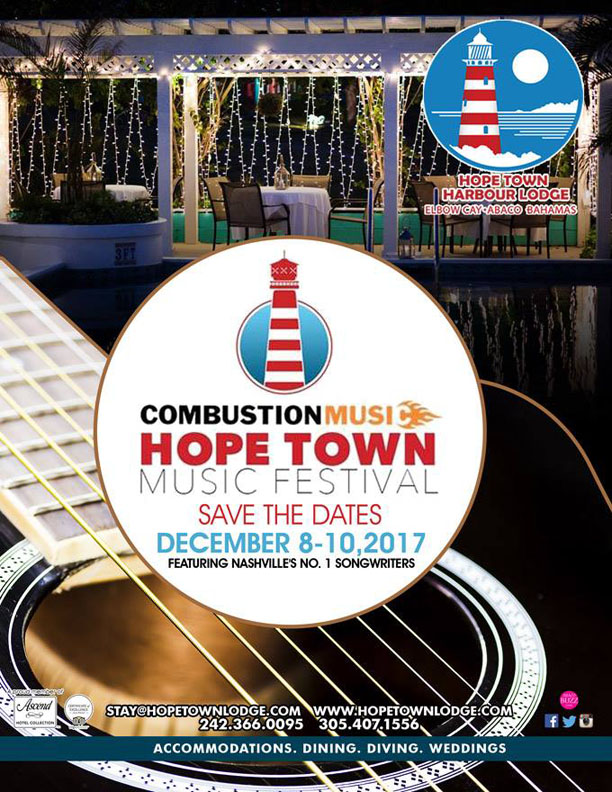 Combustion Music Hope Town Music Festival