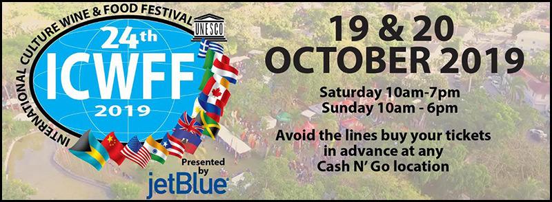 24th Annual International Culture Wine & Food Fest