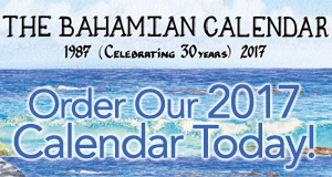 The Bahamian Calendar | Celebrating 30yrs