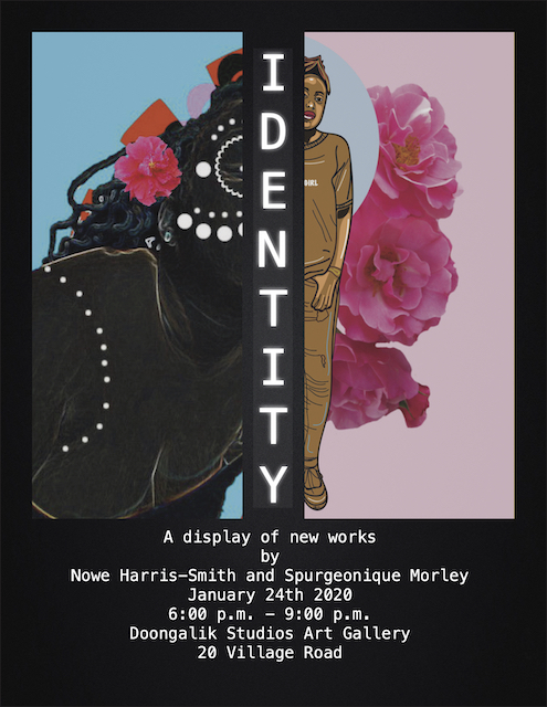 IDENTITY Art Exhibition at Doongalik Studios