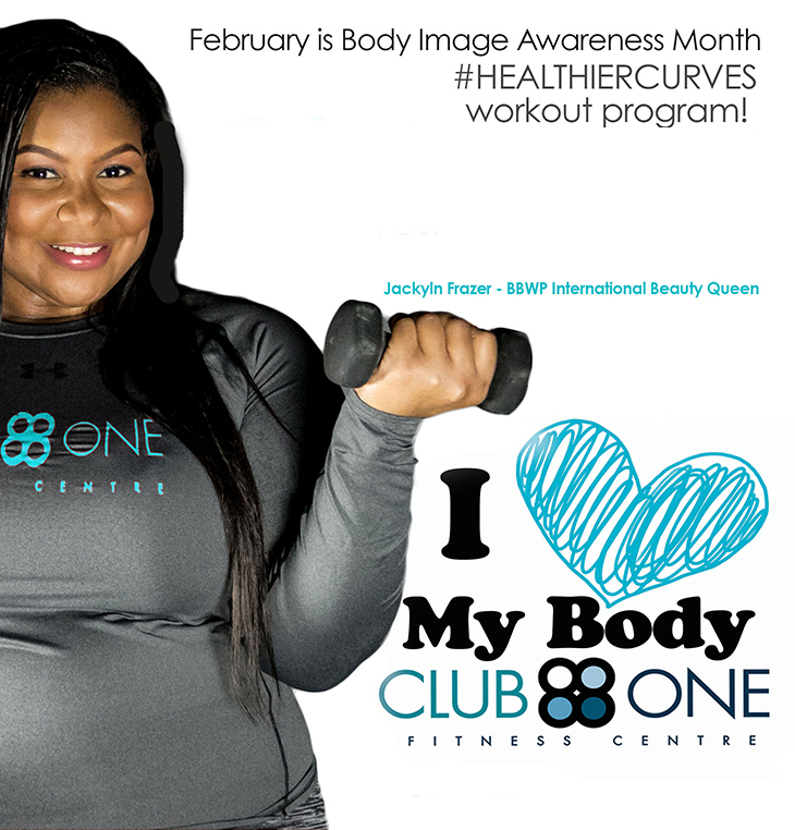 February Is Body Image Awareness Month at Club One Fitness Centre