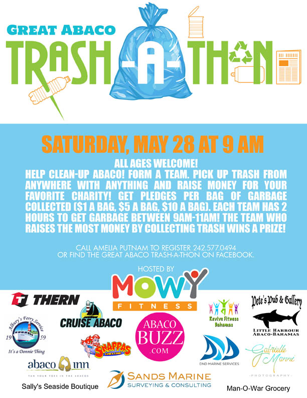 Great Abaco Trash-a-thon