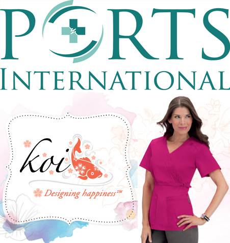 Scrubs at Ports International Ltd