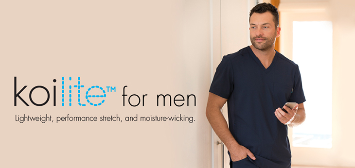 Men Scrubs at Port International Ltd