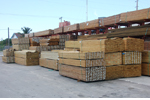 Lumber at Pinder Enterprises