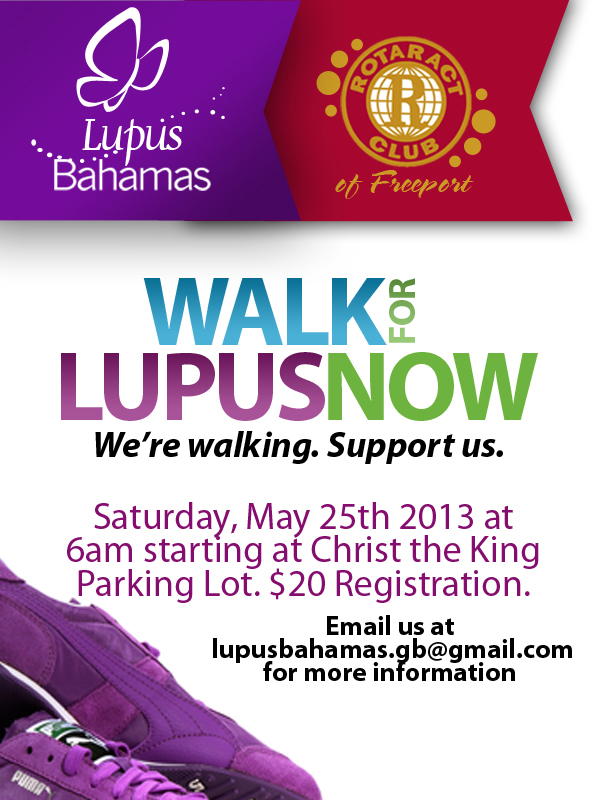 Walk for Lupus NOW!