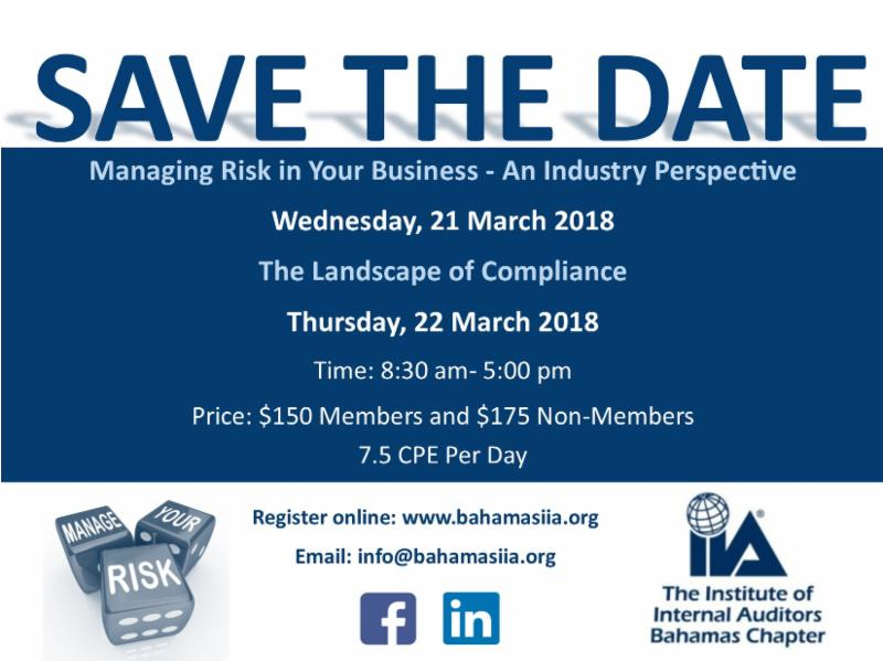Managing Risk in Your Business - An Industry Perspective