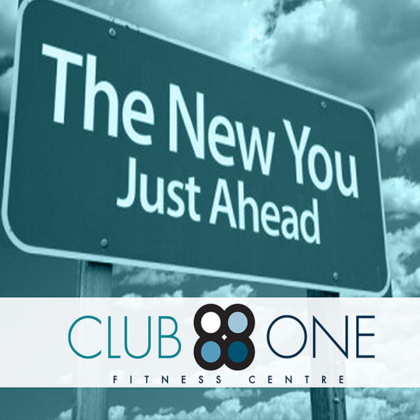 Club One Fitness Centre Happy New Year