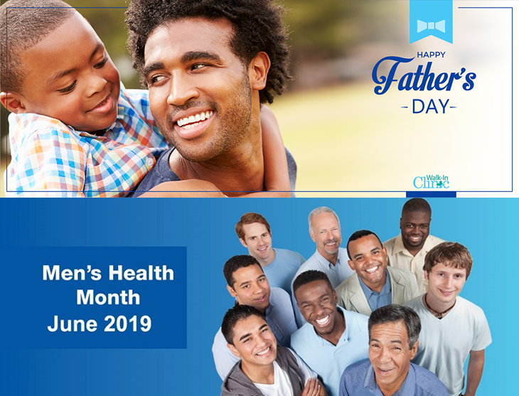 The Walk-In Clinic | Walk-In To Men's Health In June