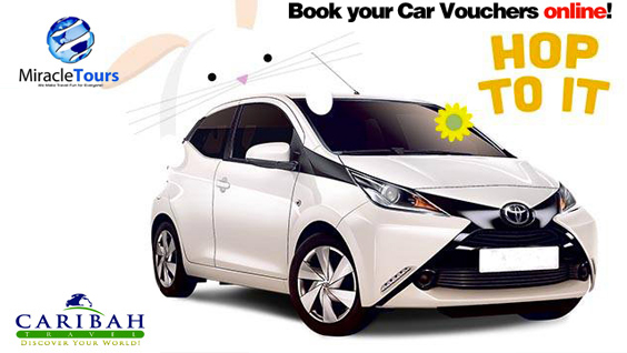 Miracle Tours Car Vouchers